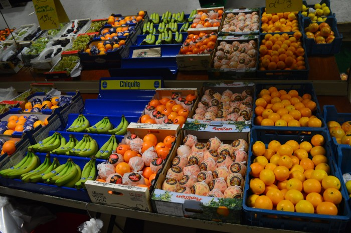Fruits et légumes - 5