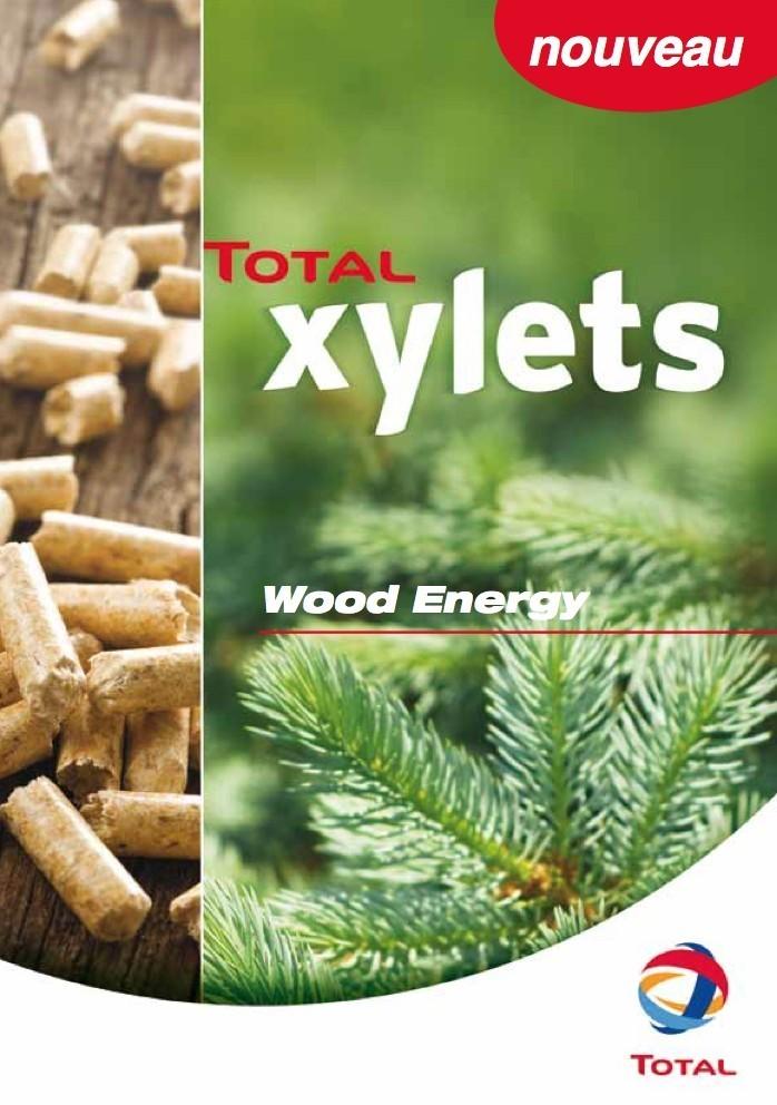 Pellet Xylets Total - 1