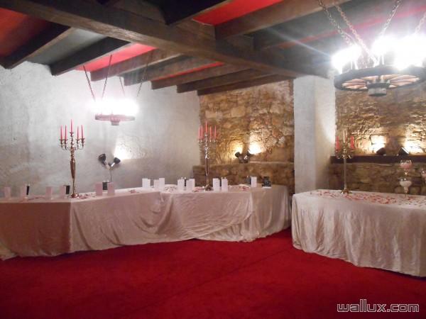 Salles de banquets - 12