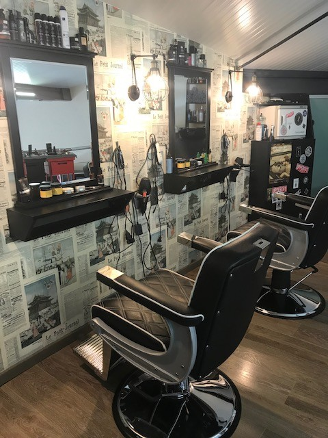 Barber Corner - 2