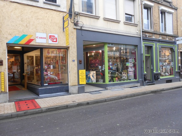 Notre magasin - 1