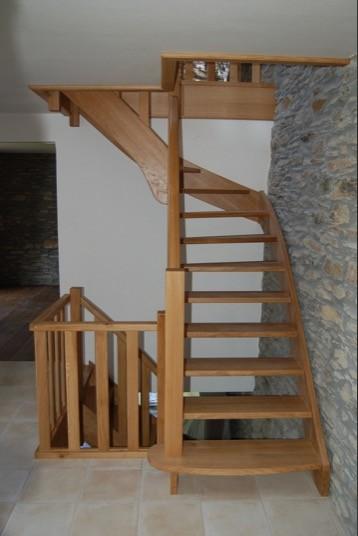 Escaliers - 1