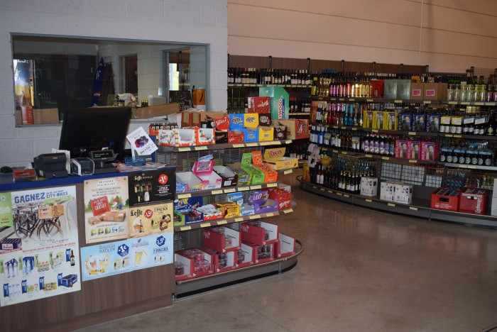 Le magasin - 1