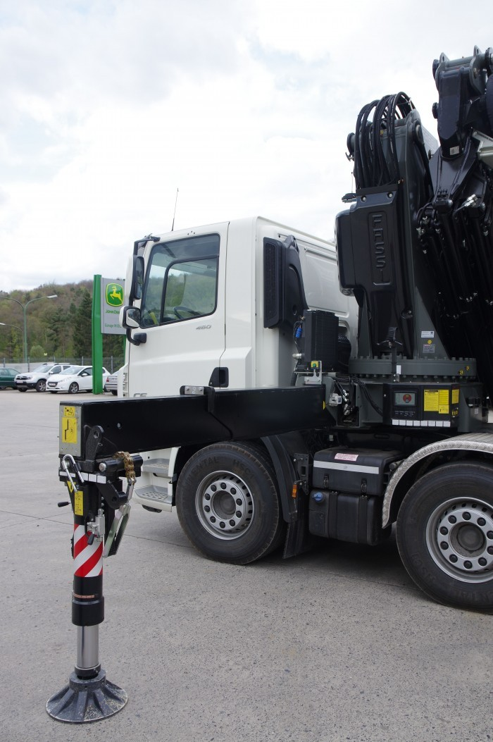 Camion Grue - 5