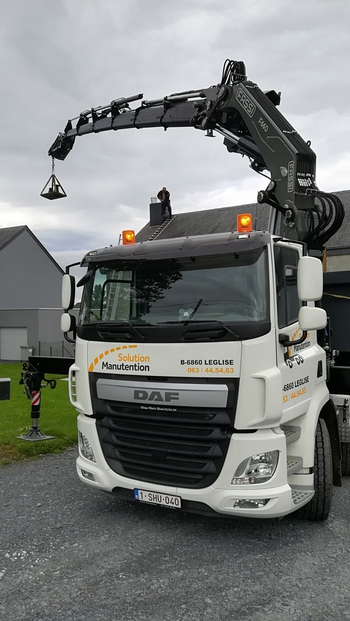 Camion Grue - 7