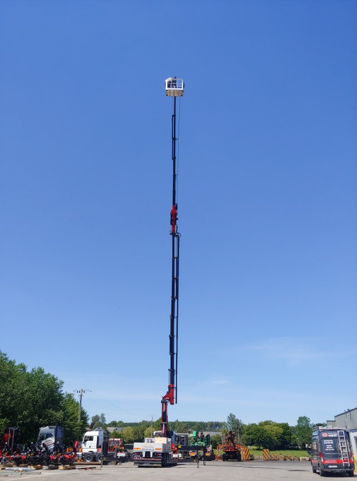 Camion Grue - 3