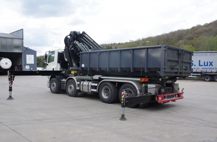 Camion Grue - 2