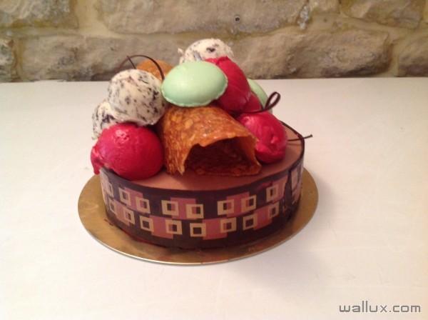 Gâteaux glacés - 8