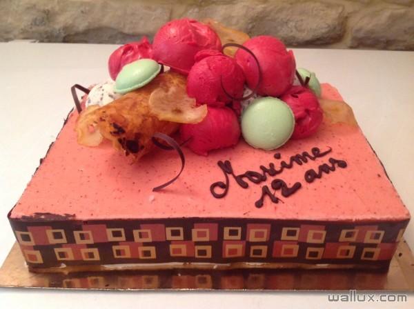 Gâteaux glacés - 9