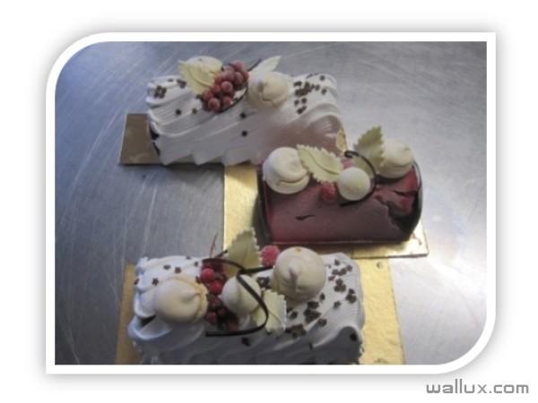 Gâteaux glacés - 14