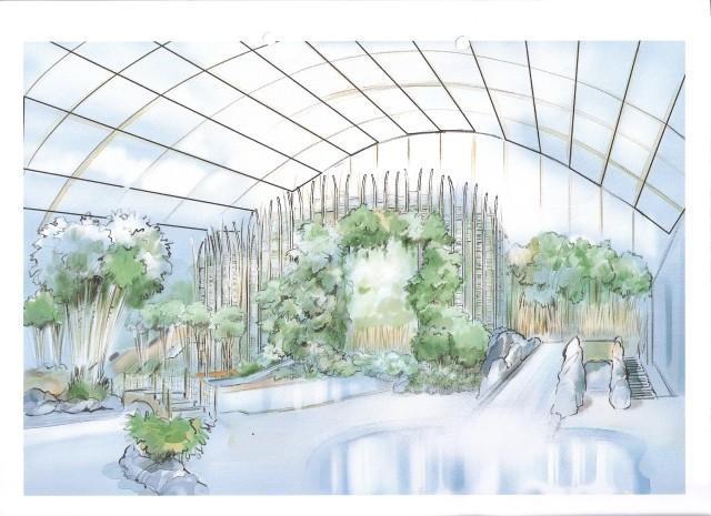 Projet Center Park France