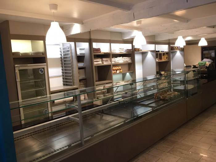 Mobiliers d'une Boulangerie