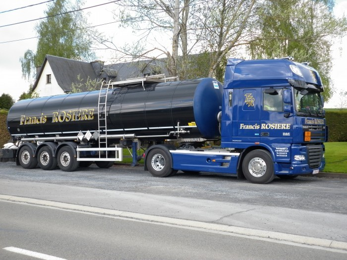 Transport bitume - 2