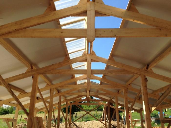 Bâtiments ossature bois - 5