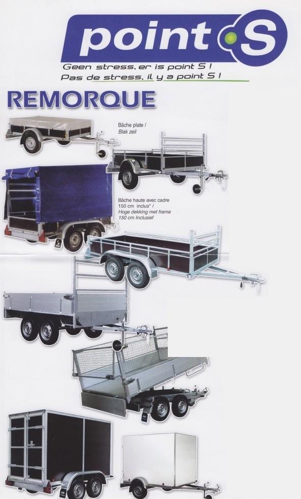 Remorques - 2