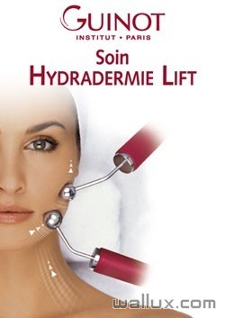 Soin Hydradermie Lift Guinot