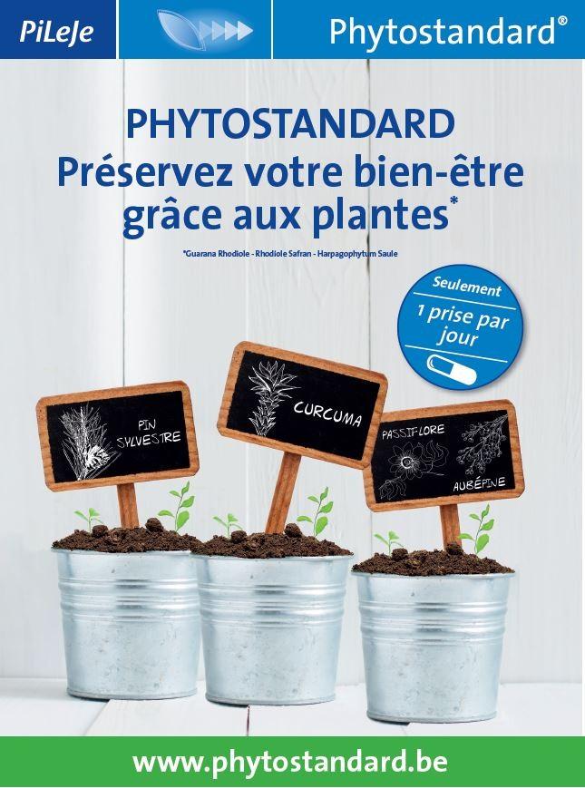 Phytostandard, la nouvelle Phytothérapie