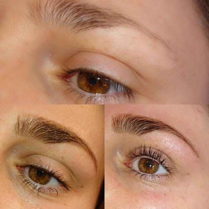 Lashlifting + Henna Brows