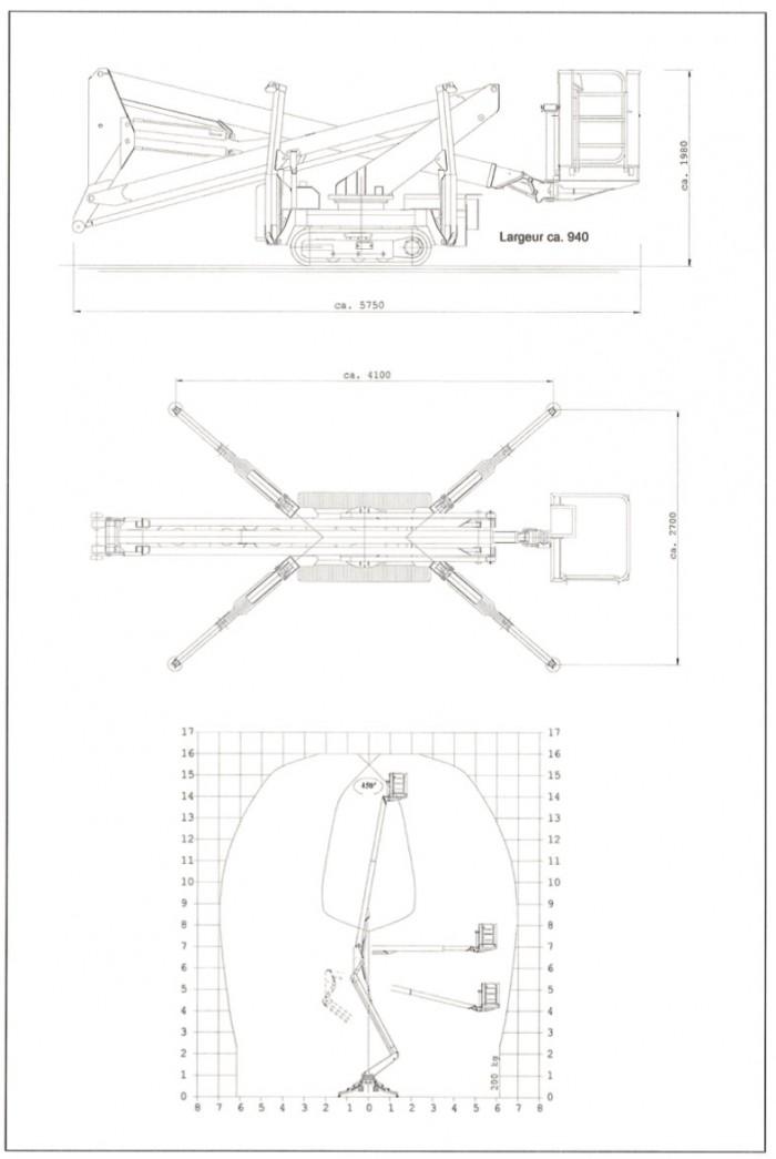 Fiche technique Leo16gt - 2
