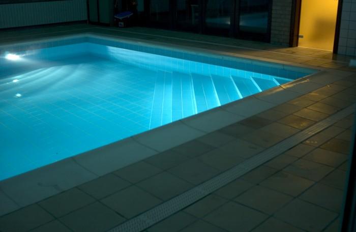 Notre piscine couverte et chauffée