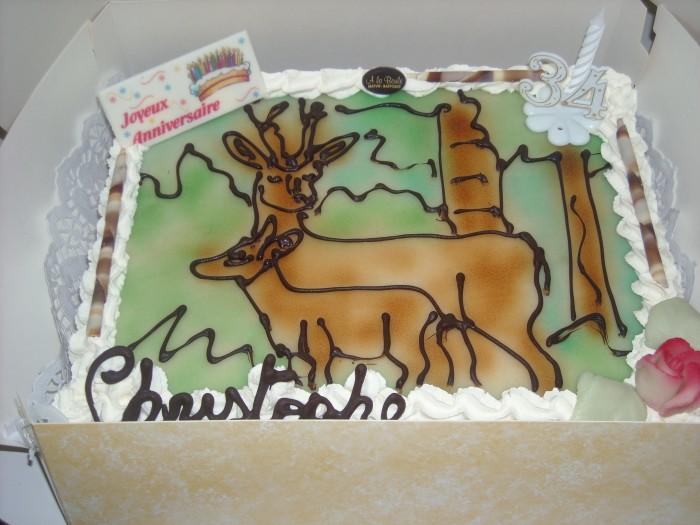 Gâteaux anniversaire - 4