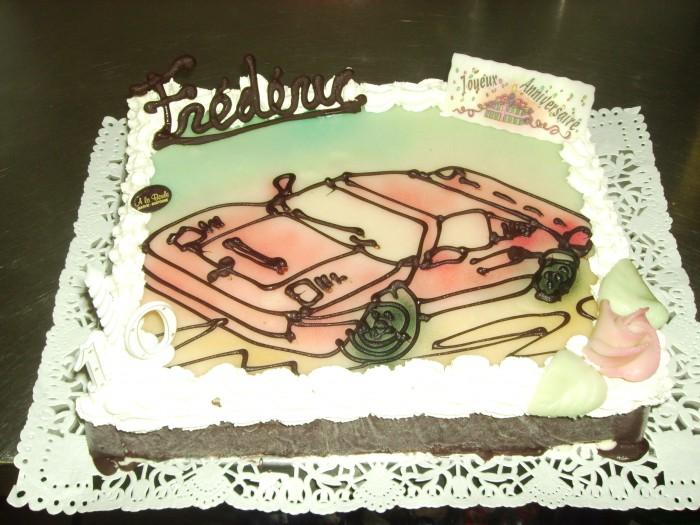Gâteaux anniversaire - 7