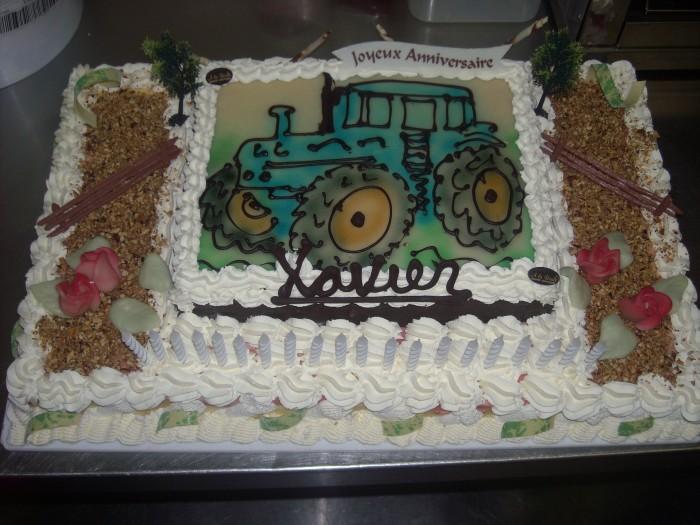 Gâteaux anniversaire - 14