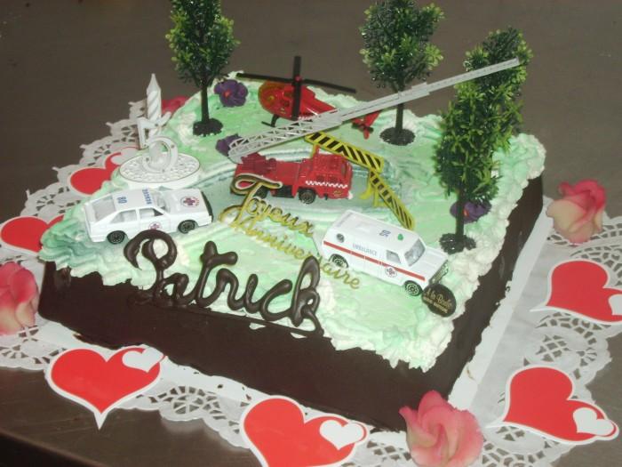 Gâteaux anniversaire - 22