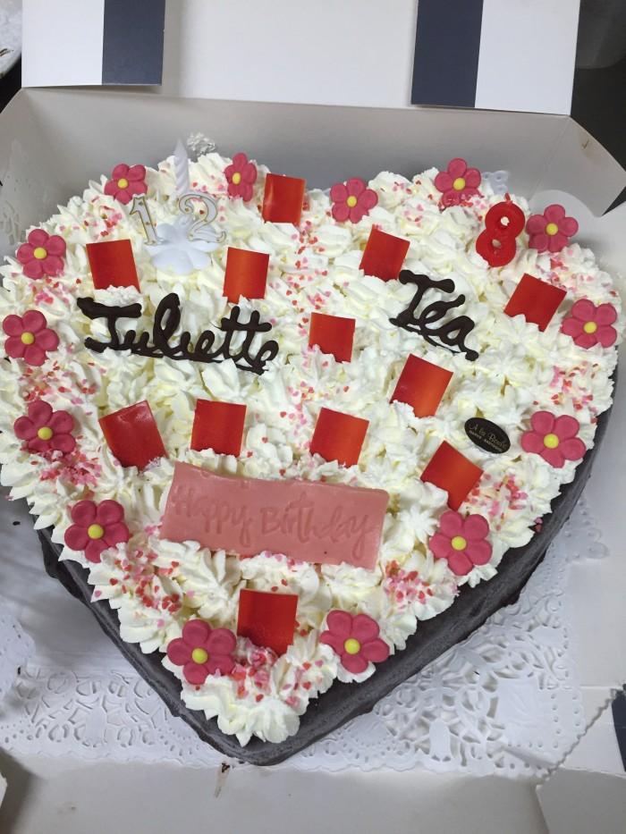 Gâteaux anniversaire - 3
