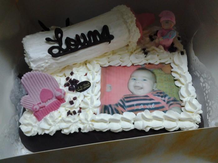 Gâteaux naissance - 1