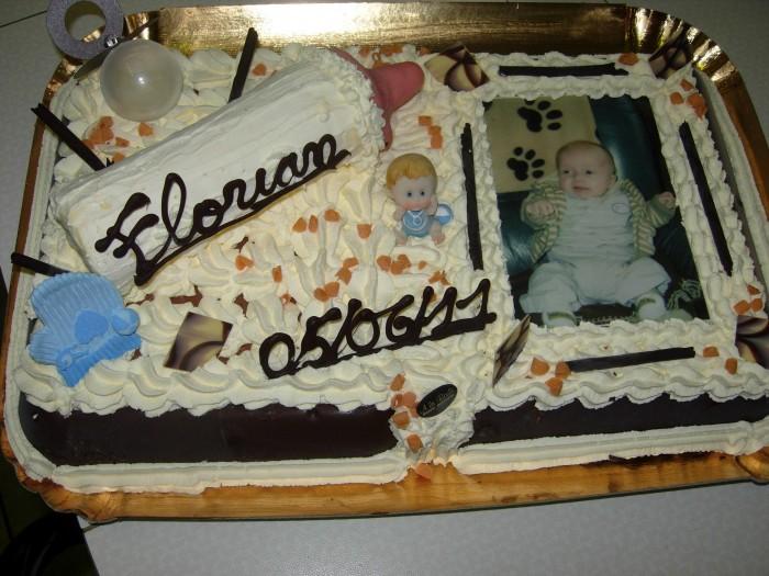 Gâteaux naissance - 2