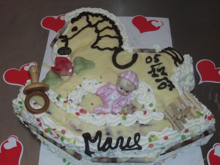 Gâteaux naissance - 5