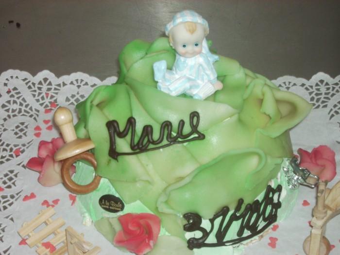 Gâteaux naissance - 6