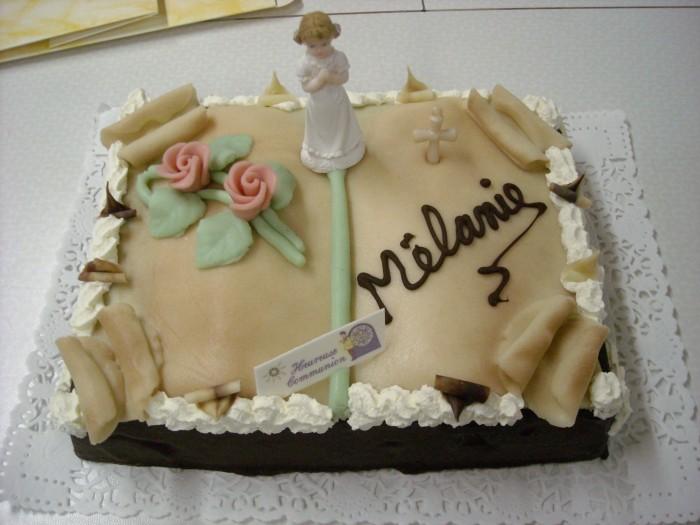 Gâteaux communions - 1