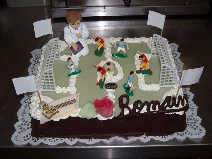 Gâteaux communions - 2