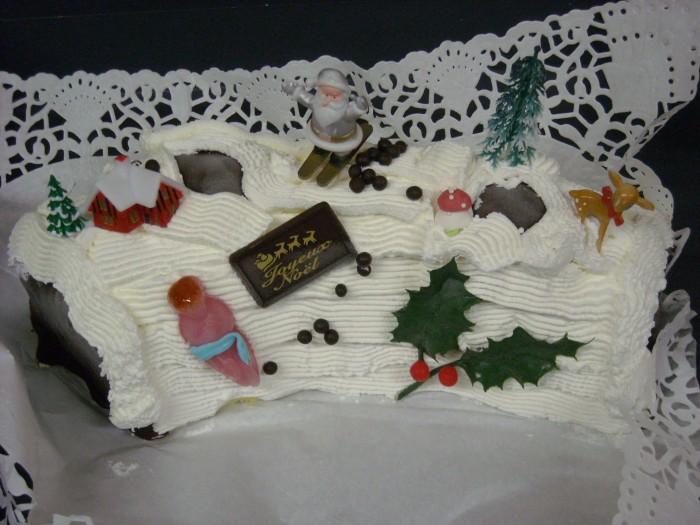 Gâteaux Noël, Nouvel An - 3