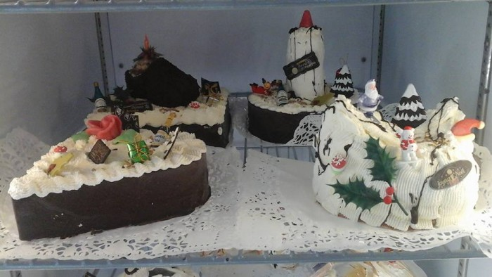 Gâteaux Noël, Nouvel An - 4