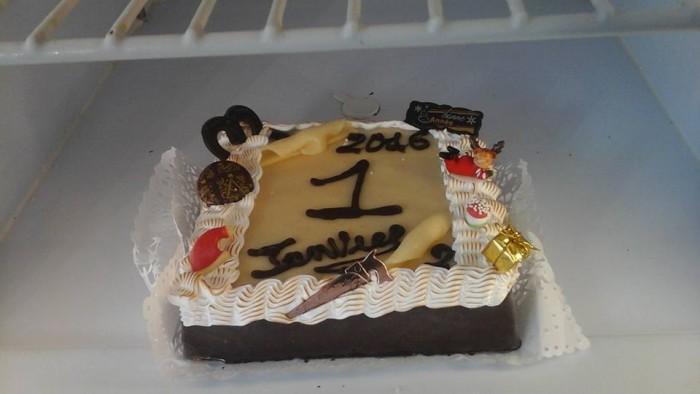 Gâteaux Noël, Nouvel An - 7