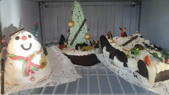 Gâteaux Noël, Nouvel An - 5