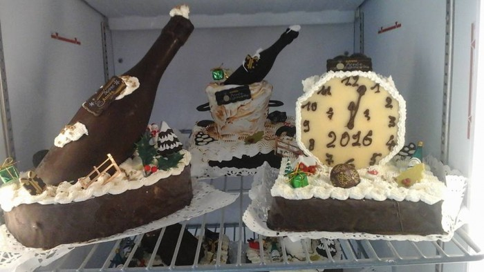 Gâteaux Noël, Nouvel An - 8