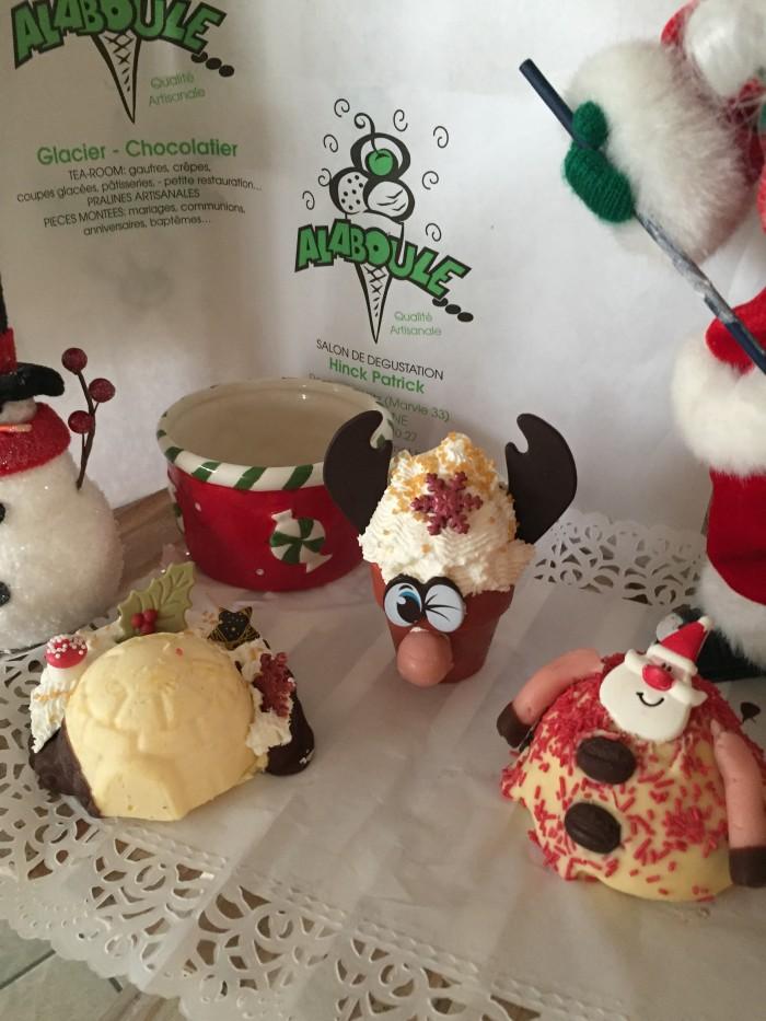 Gâteaux Noël, Nouvel An - 9