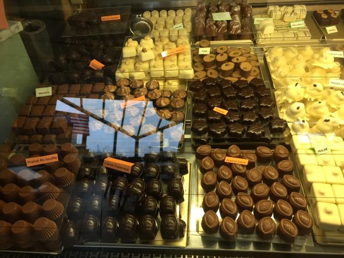 Chocolaterie - 1