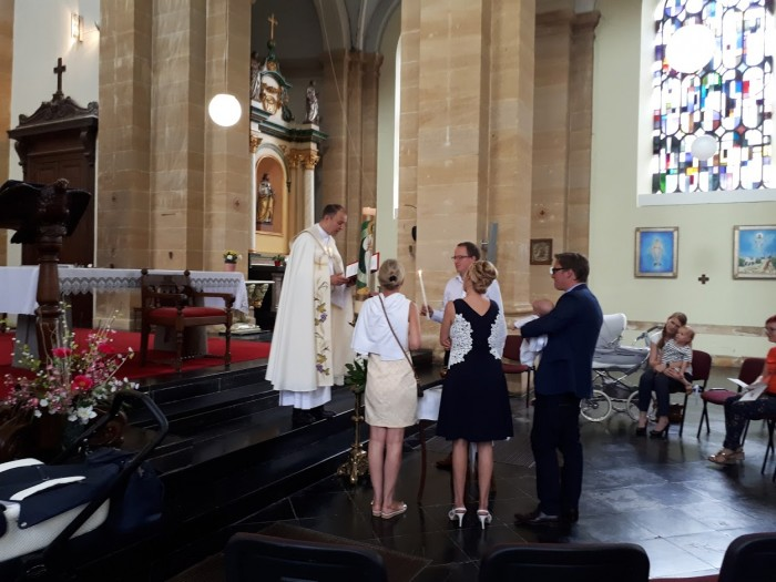 Sacrement du Baptême - 3