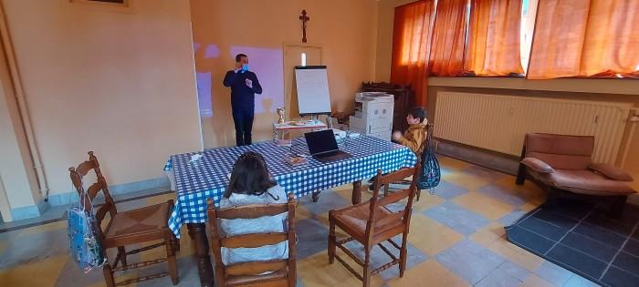 Catéchèse sur le sens de l'eucharistie