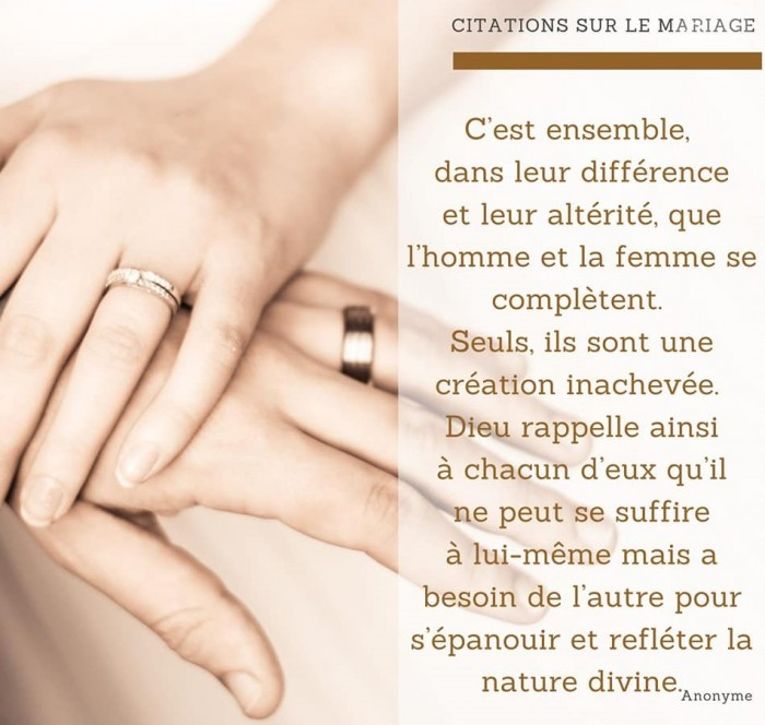 Sacrement du mariage - 7