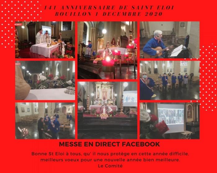 141 Anniversaire de Saint Eloi Bouillon