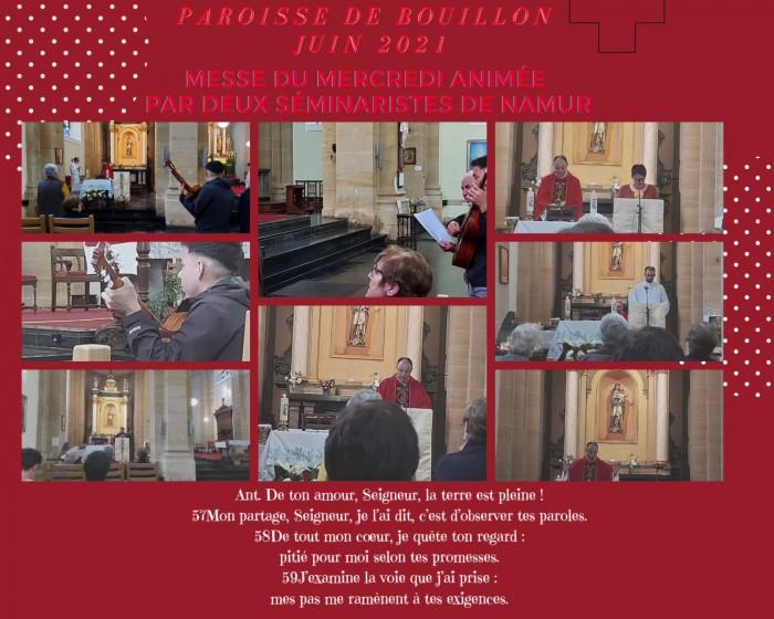 Messes et infos - 3