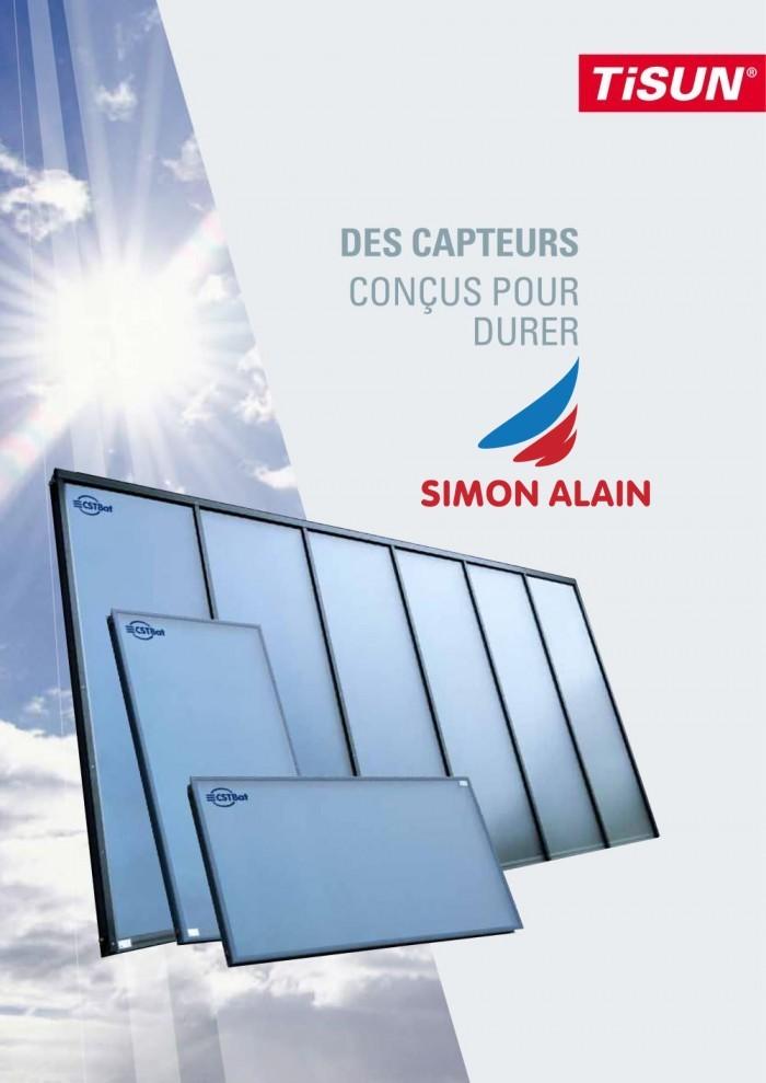 Capteur solaire TISUN