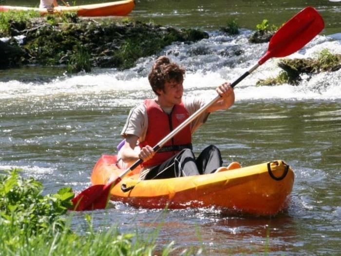 La Roche-en-Ardenne / Kayak