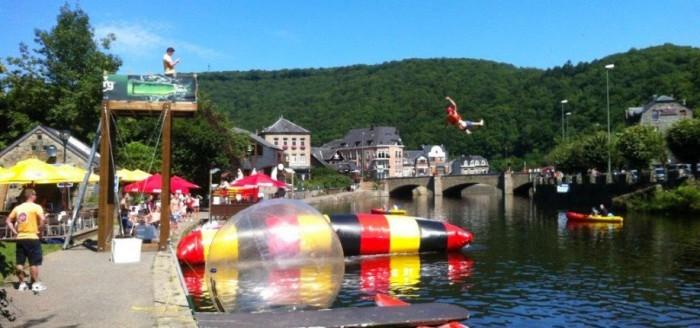 La Roche-en-Ardenne activités aquatiques